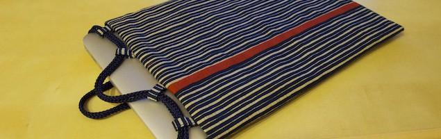 Custom-made bag for Macbook Air 11″
