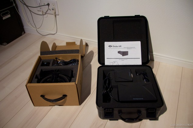Lavandeira Net Oculus Rift Development Kit 2 Review And