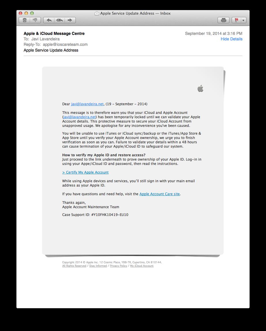 lavandeira net – Apple