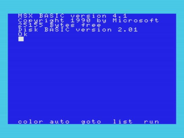 openMSX_Panasonic_FS-A1GT_BASIC